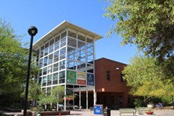 The current home to UA Campus Health - COURTESY UA CAMPUS HEALTH