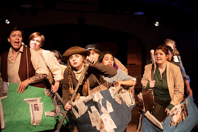 An Adventure in Theater | Tucson Weekly