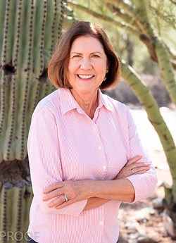 National forecasters are bullish on Democrat Ann Kirkpatrick's odds against Republican Lea Marquez Peterson in CD2. - COURTESY PHOTO