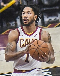 Rose with the Cavaliers in 2017 - WIKIMEDIA COMMONS