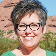 Democrat Katie Hobbs was leading a tight race for Arizona Secretary of State - COURTESY
