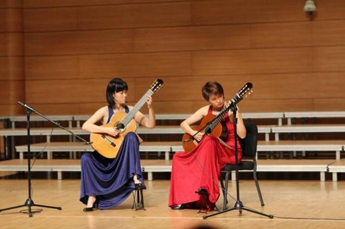 Beijing Guitar Duo - COURTESY