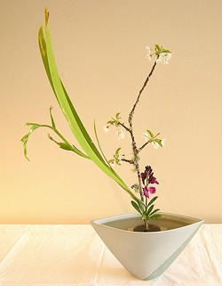 Ikebana Fall Festival - COURTESY