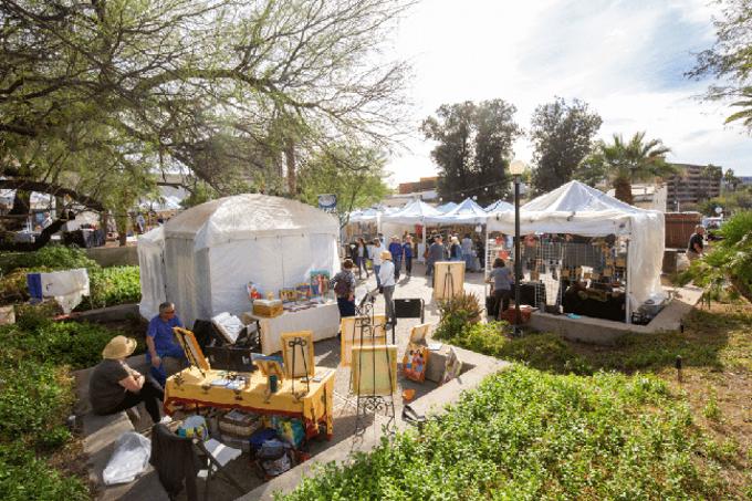 TMA Holiday Market - COURTESY