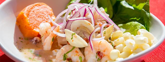Visit Villa Peru Restaurant for the Ceviche Festival on Friday and  Saturday. - VILLA PERU MODERN PERUVIAN CUISINE