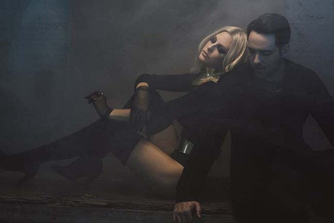 Phantogram - COURTESY TIMOTHY SACCENTI