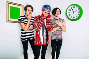 Waterparks - COURTESY