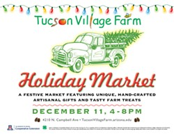 COURTESY TUCSON VILLAGE FARM