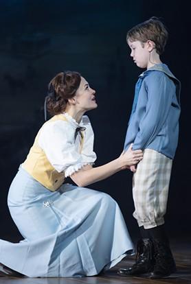 Scenes from Arizona Theatre Company's rendition of The Music Man - COURTESY PHOTO