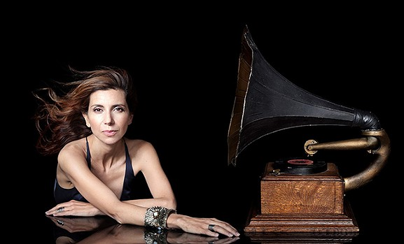Mexican-born jazz singer Magos Herrera blends styles as well as languages, singing in Spanish, English and Portuguese. She's on a bill with an all-female Cuba band at the Fox Theatre on Wednesday, Jan. 16.