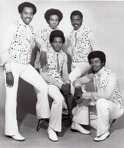 The Temptations - COURTESY