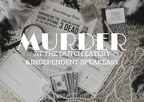 COURTESY OF MURDER, MAYHEM & MOBSTERS AT THE DUTCH! FACEBOOK EVENT PAGE