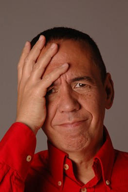 Gilbert Gottfried's already sold out his early show at Laffs Comedy Cafe on Wednesday, Feb. 20. - ARLENE GOTTFRIED