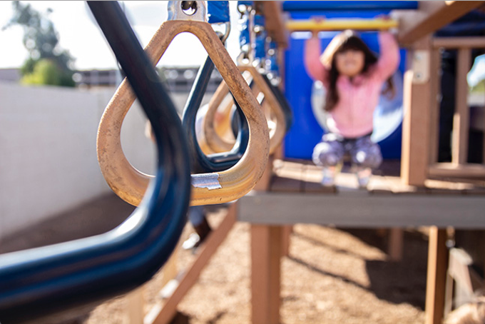 Gov. Doug Ducey's budget calls for $56 million for day care subsidies to expand financial help to an additional 5,000 low-income children. - PHOTO BY NICOLE HERNANDEZ | CRONKITE NEWS