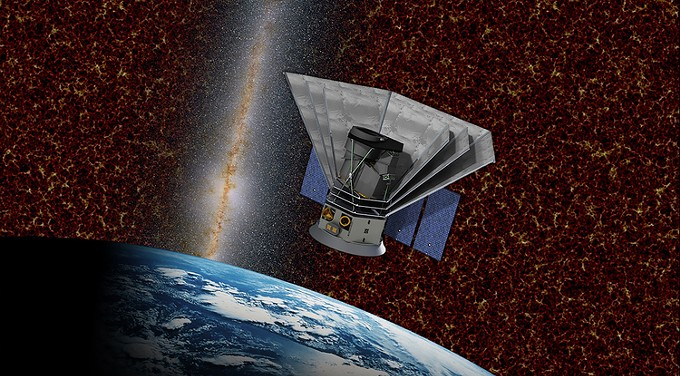 NASA's SPHEREx mission is targeted to launch in 2023. SPHEREx will help astronomers understand both how our universe evolved and how common are the ingredients for life in our galaxy's planetary systems. - COURTESY OF CALIFORNIA INSTITUTE OF TECHNOLOGY VIA UA NEWS