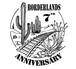 COURTESY OF BORDERLANDS TURNS 7! FACEBOOK EVENT PAGE
