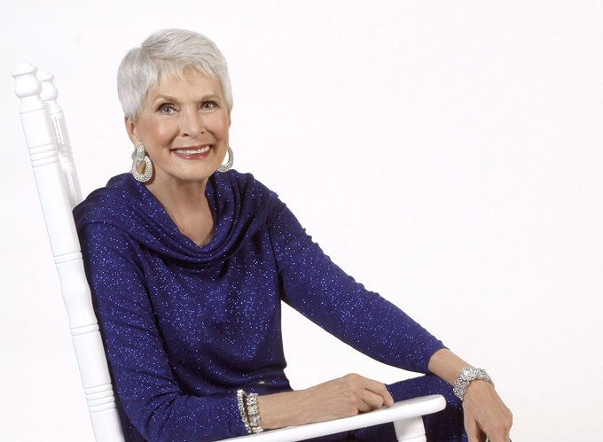 Here's Jeanne Robertson pretending to use a rocking chair like an old person. She'll rock the Fox Theatre March 29. - JEANNEROBERTSON.COM