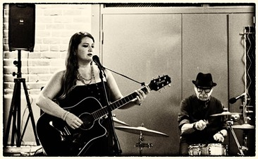 COURTESY OF BORDERLANDS TAPROOM SESSIONS PRESENT: NATALIE POHANIC FACEBOOK EVENT PAGE