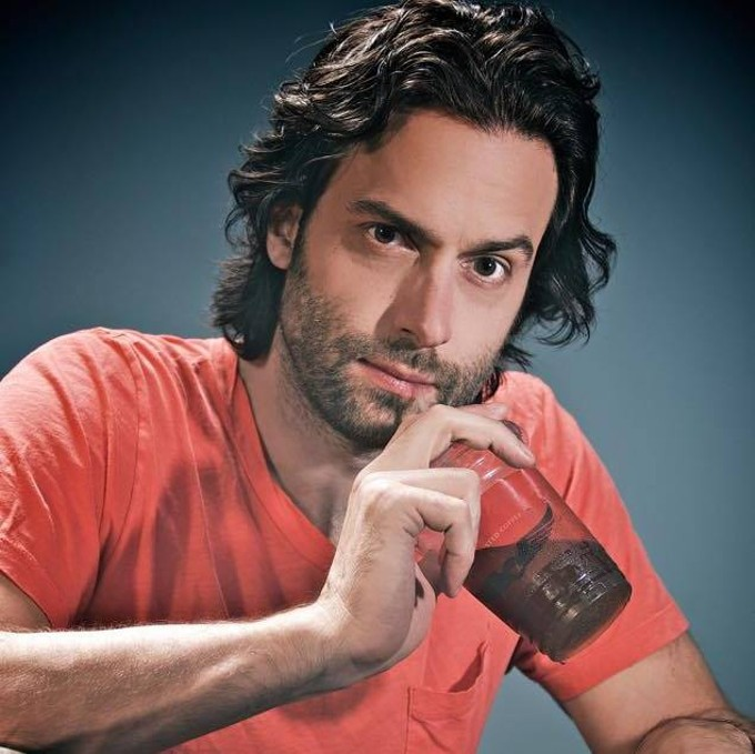 Chris D'Elia comes to the Fox Tucson Theatre on Sunday, April 7. - CHRIS D'ELIA ON FACEBOOK
