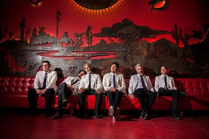 Orkestra Mendoza: Sunday, May 5 @Hotel McCoy - COURTESY
