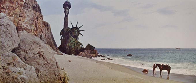Planet of the Apes 1968. - COURTESY PHOTO