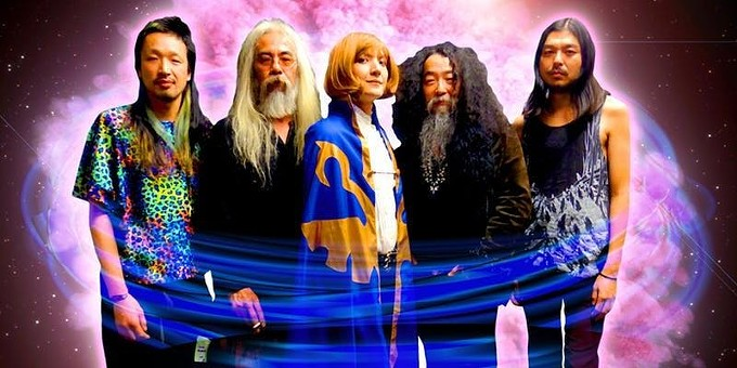 Acid Mothers Temple - COURTESY HOTEL CONGRESS