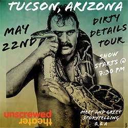 Three Great Things to Do in Tucson Today: Wednesday, May 22