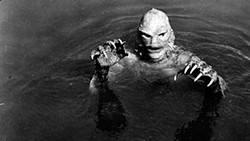 Creature from the Black Lagoon - COURTESY PHOTO