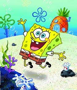 Spongebob Squarepants - COURTESY PHOTO