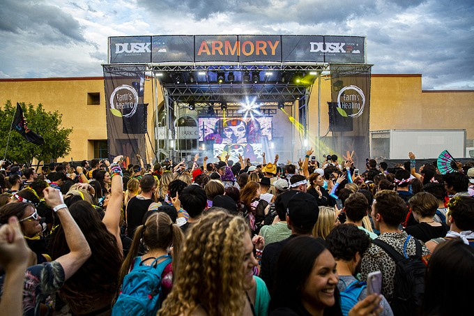 Dusk Music Fest 2019 @ Armory Park - C. ELLIOTT PHOTOGRAPHY