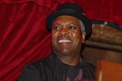 Booker T. Jones: Friday, Jan. 10 @ Rialto Theatre - FLICKR / CARL LENDER