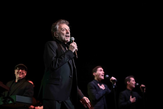 Frankie Valli & The Four Seasons: Saturday, Feb. 15 @ Tucson Convention Center