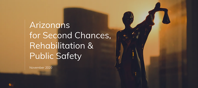 Banner of the new Second Chances, Rehabilitation & Public Safety Act - BETTERWAYAZ.COM