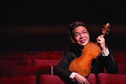 Barber's Violin Concerto - COURTESY PHOTO