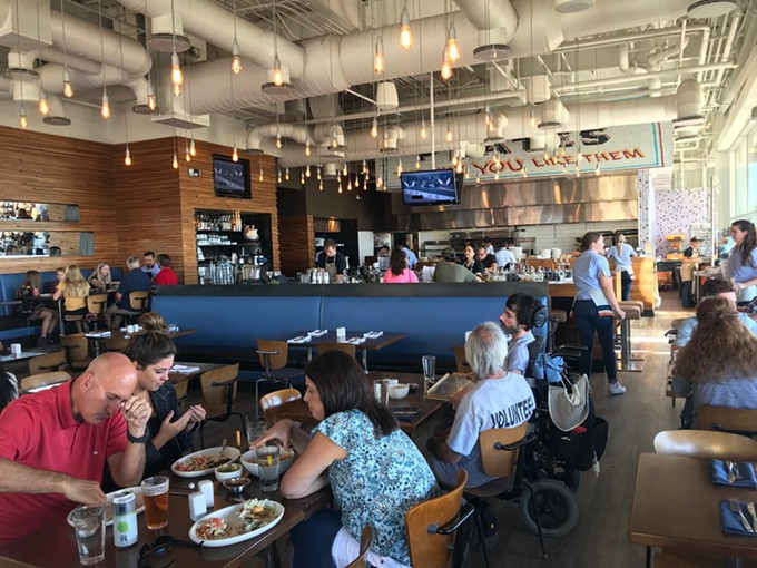 WHAT'S NEXT FOR RESTAURANTS IN PIMA COUNTY?