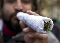 Smoke 'em if you got 'em. - COURTESY OF WALLPAPERUP.COM