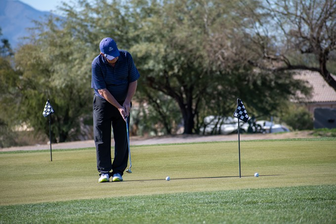 The management of Oro Valley's town-owned golf courses will turn over to Billy Casper Golf within 90 days after the town gave notice to current operator Troon Golf of its intent to change firms. The decision comes after five years with Troon. - LOGAN BURTCH-BUUS, TUCSON LOCAL MEDIA