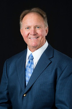 """Pima County Supervisor Steve Christy: """"Certainly if a big box store like Walmart with its hundreds of thousands of square feet and hundreds of employees and thousands of customers going through on a weekly if not daily basis, certainly a mom-and-pop restaurant with a 30 or 40 seating capacity in a dining room can replicate similar safety features and operations to allow them to remain in business."""""""