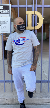 DJ Jahmar International from DJs Against Hunger will be live streaming tonight to help Tucson's Homeless Comunity get COVID-19 masks.