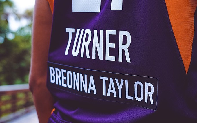 COURTESY PHOENIX MERCURY