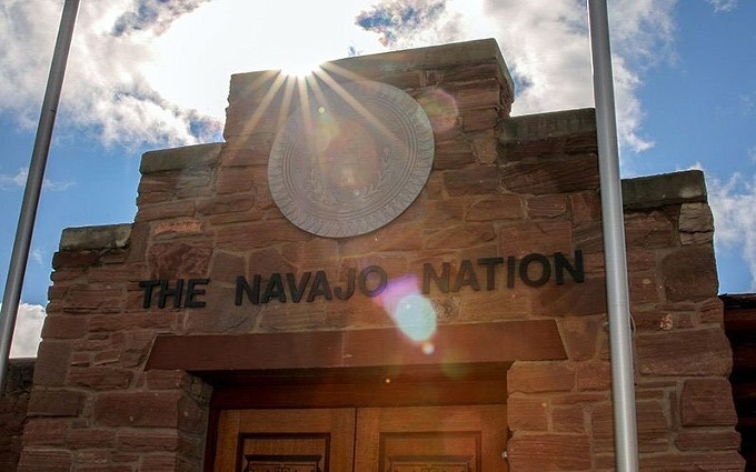 Only one new case of COVID-19 was reported across the Navajo Nation in the previous 24 hours - the lowest number of daily cases the nation has seen since an initial spike in May, authorities say. But the Labor Day weekend results could bring a rise in cases, Navajo Nation President Jonathan Nez warns. - FILE PHOTO BY CHELSEA HOFMANN/CRONKITE NEWS