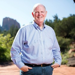 """Rep. Tom O'Halleran: """"This is not about moving America forward, but moving America backward. If you're going to go after [the ACA], have a better plan, or at least have a plan. And they don't have any of that."""""""