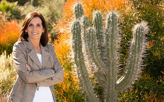 Sen. Martha McSally, R-Ariz., discusses her vision for Arizona if elected and why she thinks her past qualifications make her fit to serve the people of Arizona for the next six years. - PHOTO COURTESY OF MCSALLY FOR SENATE