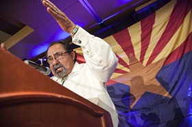 """It's always been critical to reach minority populations, and I believe that Pima County understands that. We are seeing what decades of disparate health access creates. In order to have an equitable response to COVID in this nation, we must have an enhanced response to address the disparities,"" U.S. Rep. Raúl Grijalva (D-AZ03) said."