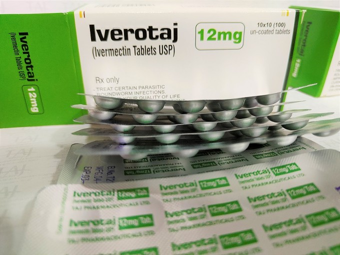 Ivermectin, a drug approved by the FDA to treat intestinal diseases and roundworms in humans, has become popular among vaccine skeptics as alleged alternative treatment for COVID-19, despite a lack of evidence that it's effective in treating the disease. Some people are ingesting a version of the drug intended for horses, which is poisonous to humans. - TAJPHARMAIMAGES | WIKIMEDIA COMMONS VIA ARIZONA MIRROR