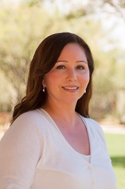 Pima County Supervisor Adelita Grijalva said she was concerned that only 30% of Pima County Sheriff's Department employees have been vaccinated. - COURTESY ADELITA GRIJALVA