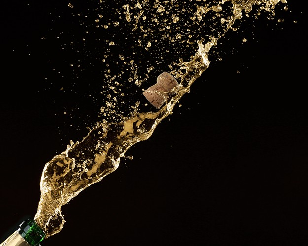 It's okay to drink on Thursday nights if you're celebrating. - BIGSTOCK