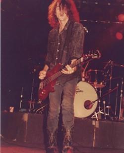 Kevin Pate circa 1989