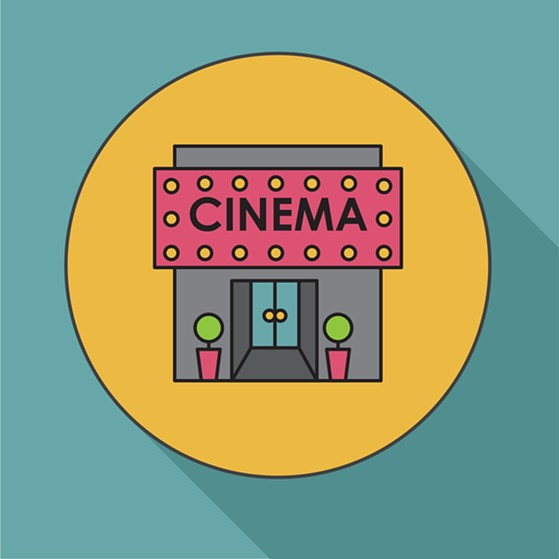 If you rent all the movies on this list you deserve a cinema marquee. You'll have to craft or purchase it yourself, sure, but you'll have earned it. - BIGSTOCK