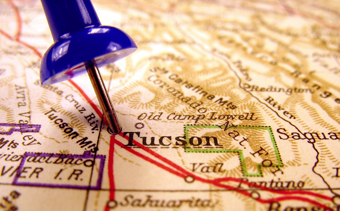 Perhaps Tucson doesn't exactly shine in May—or perhaps it shines too much. Either way, the question is: Where shall I take my summer visitors? - BIGSTOCK